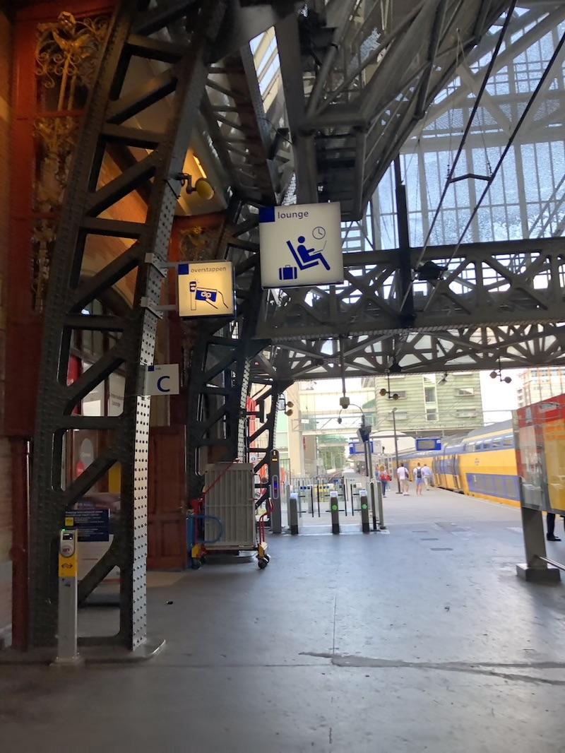 NS International Lounge – Regus Express Platform 2a
